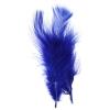 "Marabou Feathers 4-6"" Royal"